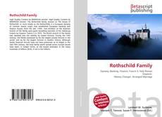 Обложка Rothschild Family