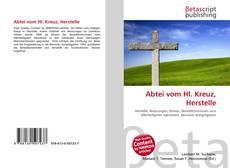 Borítókép a  Abtei vom Hl. Kreuz, Herstelle - hoz