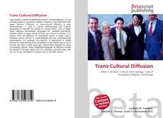 Bookcover of Trans-Cultural Diffusion