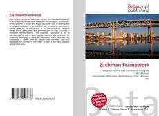 Обложка Zachman Framework
