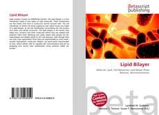 Lipid Bilayer kitap kapağı