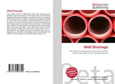 Bookcover of Well Drainage