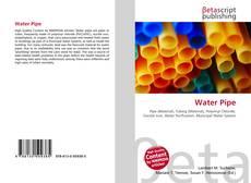 Buchcover von Water Pipe