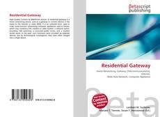 Residential Gateway kitap kapağı