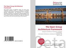 Bookcover of The Open Group Architecture Framework