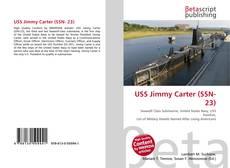 Buchcover von USS Jimmy Carter (SSN- 23)