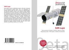 SAR-Lupe kitap kapağı
