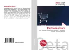Bookcover of PlayStation Store