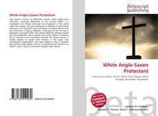 Borítókép a  White Anglo-Saxon Protestant - hoz