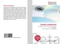Couverture de Samba (software)
