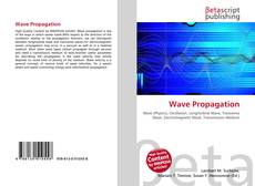 Bookcover of Wave Propagation