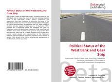 Portada del libro de Political Status of the West Bank and Gaza Strip