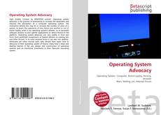 Couverture de Operating System Advocacy