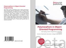 Bookcover of Polymorphism in Object-Oriented Programming