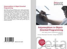 Buchcover von Polymorphism in Object-Oriented Programming