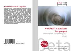 Borítókép a  Northeast Caucasian Languages - hoz