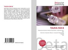 Bookcover of TIA/EIA-568-B
