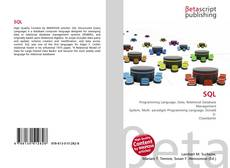 Bookcover of SQL