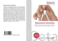 Bookcover of Riemannian Geometry