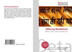 Buchcover von Offering (Buddhism)