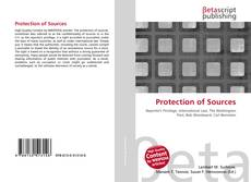 Bookcover of Protection of Sources