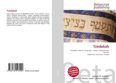 Bookcover of Tzedakah