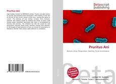Bookcover of Pruritus Ani