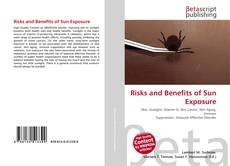 Bookcover of Risks and Benefits of Sun Exposure