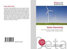 Bookcover of Static Electricity