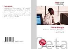 Omar Bongo的封面