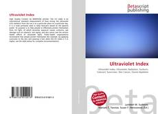 Bookcover of Ultraviolet Index