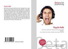 Обложка Psych Folk