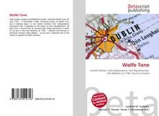 Wolfe Tone kitap kapağı