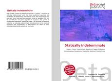 Bookcover of Statically Indeterminate