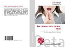 Couverture de Rocky Mountain Spotted Fever