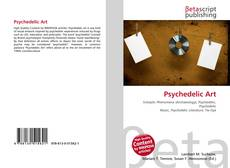 Capa do livro de Psychedelic Art
