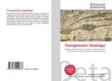 Portada del libro de Transgression (Geology)