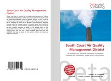 Buchcover von South Coast Air Quality Management District