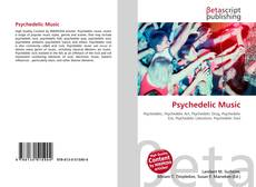 Bookcover of Psychedelic Music