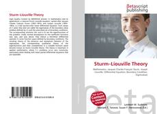 Bookcover of Sturm–Liouville Theory