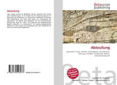 Capa do livro de Abteufung