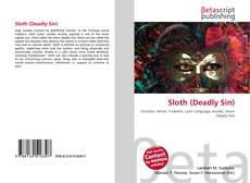 Bookcover of Sloth (Deadly Sin)