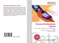 Bookcover of Personal Handy-phone System