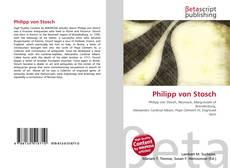 Buchcover von Philipp von Stosch