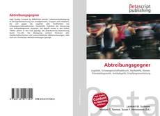 Capa do livro de Abtreibungsgegner