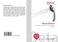 Steam Shower kitap kapağı