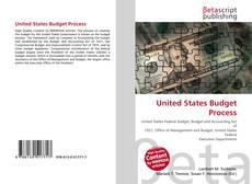 Borítókép a  United States Budget Process - hoz