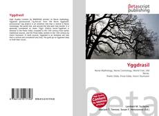 Bookcover of Yggdrasil