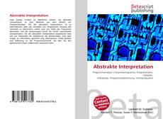 Abstrakte Interpretation的封面