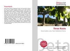 Three Roots kitap kapağı